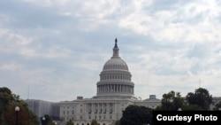 The U.S. Capitol building in Washington, Sept. 5, 2017. (Photo: Diaa Bekheet/VOA)