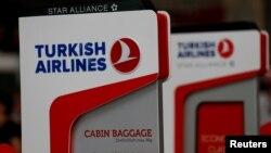 Las acciones de Turkish Airlines cayeron 12,6 por ciento este lunes.