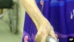 Một bệnh nhân Alzheimer