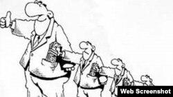 Korrupsiya (karikatura)