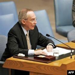Edmond Mule, zamenik šefa UN za mirovne operacije