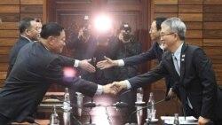 ကိုရီးယား ႏွစ္ႏိုင္ငံဆက္ဆံမႈ ရလဒ္ေကာင္း ကန္၊တရုတ္၊ကုလ ေမွ်ာ္လင့္