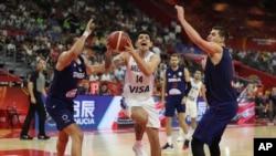 U utakmici protiv Argentine, posle svake greške ulazilo se u još krupniju: Dražen Dalipagić