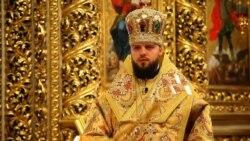 Киевляне молятся о будущем страны