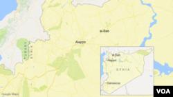 al-Bab, Syria