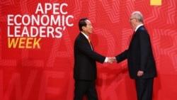 台公民團體盼蔡英文總統出席APEC首腦峰會 倡議成立亞太人權保障機制