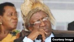 UMnu. Sibangilizwe Nkomo
