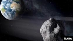 La NASA ha descubierto hasta ahora unos 11 mil asteroides que orbitan cerca de la Tierra.