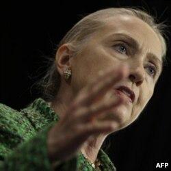 AQSh Davlat kotibasi Xillari Klinton deydiki, askarlar qilmishi uchun javob beradi