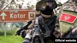 U Kotor ranije poslata Posebna jedinica (ilustracija rtcg.me)