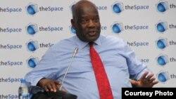 Paddy Zhanda, Zimbabwe Deputy Agriculture Minister Responsible for Livestock.