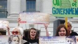 گزارش: آزادی مذهب در آمريکا به چه معنی است؟