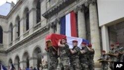 هلاکت دو سرباز فرانسوی در افغانستان