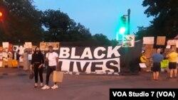 弗洛伊德事件在全美引發示威活動