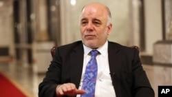 PM Irak Haider al-Abadi akan membahas perang melawan ISIS di Washington bulan depan (foto: dok).