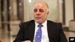 عراق کے وزیراعظم حیدر العابدی (فائل فوٹو)