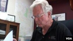Ông Mike Varney, Chủ tịch kiêm Tổng giám đốc Phòng Thương mại Tucson.