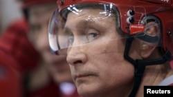 Владимир Путин Сочи 4 января 2014 г.