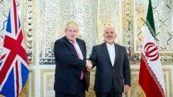 ၿဗိတိန္ႏိုင္ငံျခားေရး၀န္ႀကီး Iran ေရာက္