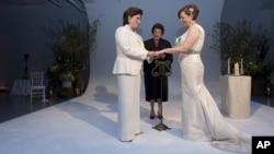 El tema del matrimonio entre parejas del mismo sexo podría ser considerado este año por la Corte Suprema.