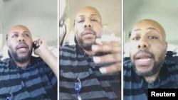 Steve Stephens, pelaku pembunuhan yang memasang videonya di Facebook, akhirnya tewas bunuh diri (foto: dok).