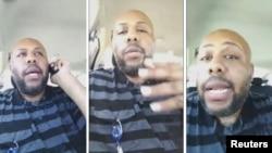 史蒂夫·斯蒂芬斯在脸书上传了他杀人的视频。