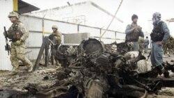 کشته شدن ۲ محافظ امنیتی افغان