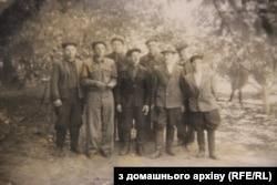 Арештовані українці, серед яких отець Микола Гулей