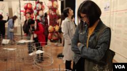 """""""米兔在中国""""纽约展"""