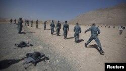 توقف موقت آموزش پلیس محلی افغانستان