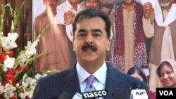 Perdana Menteri Pakistan, Yusuf Raza Gilani mengimbau warga membantu upaya pemulihan dari bencana banjir.