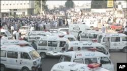 کراچی کی ایمبولینس سروسز، اپنی مثال آپ