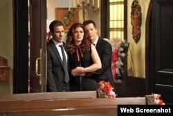 بازیگران سریال «ویل و گریس» پربینندهترین کمدی شبکه ان بی سی (NBC)