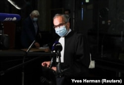 Hakim Boularbah, lawyer for Astrazeneca, on case filed by EU