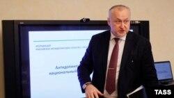 Генеральный директор Российского антидопингового агентства Юрий Ганус