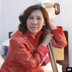 被打致残的维权律师倪玉兰(资料照)