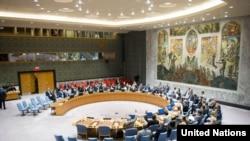 联合国安理会(图片来源:联合国)