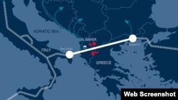 TAP trans adriatic pipeline