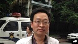胡明軍入獄11年刑滿釋放