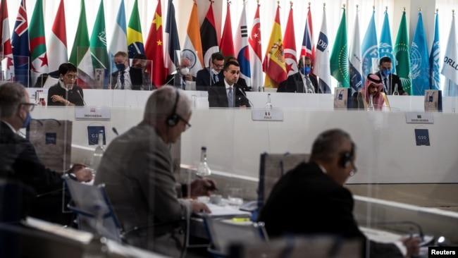 英国寻求联合20国集团反对不公平贸易做法