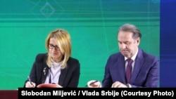 Potpisivanje Sporazuma o romingu država Zapadnog Balkana