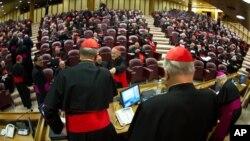 Ватикан. Рим. 4 марта 2013 г.