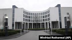 Karlsruhe'de bulunan Almanya Federal Savcılık binası