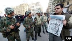 Եգիպտոսի զինված ուժերը ցրել են խորհրդարանը, կասեցրել սահմանադրությունը