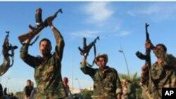 لیبیا کارروائی: صدر اوباما کی دفاعی حکمتِ عملی کی آزمائش تھی
