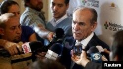 El ministro de Salud de Brasil, Marcelo Castro, dijo que su gobierno está comprometido a aportar todos los recursos necesarios para combatir el virus del Zika.