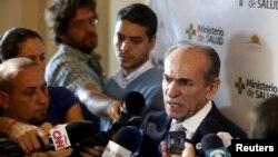 MEnteri Kesehatan Brazil Marcelo Castro (Foto: dok.)
