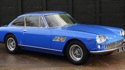 This 1965 Ferrari 330 GT Coupe once belonged to John Lennon