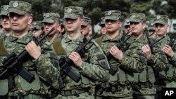 Pripadnici Kosovskih bezbednosnih snaga