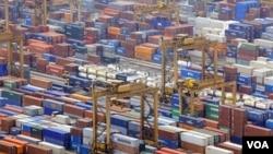 Según el informe de OCDE entre las economías emergentes, China especialmente está muy fuerte, así como Brasil, India y Rusia.